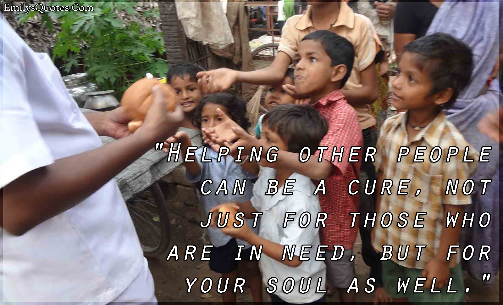 Helping People In Need Quotes | www.imgkid.com - The Image ...