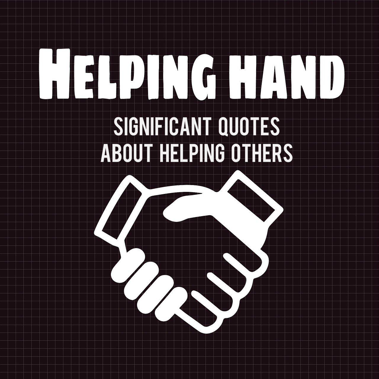helping quotes